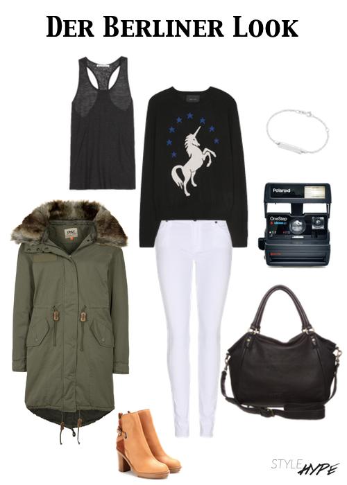 Der Berliner Look via StyleHype.de