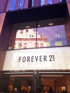 Forever 21 München