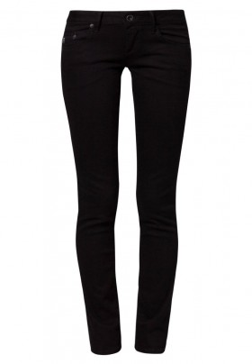 G-Star MIDGE STRAIGHT Jeans Straight Leg schwarz