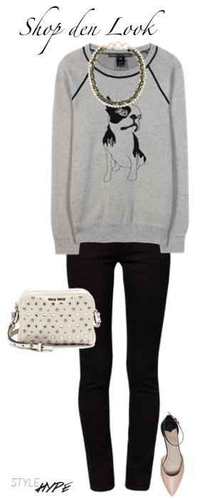 Sweater Look via StyleHype.de