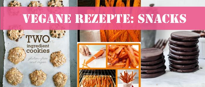Vegane Rezepte Snacks via StyleHype.de
