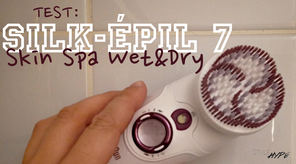 Im Test Braun Silk Epil 7