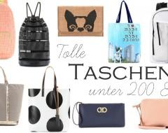Handtaschen: 9 It-Bags unter 200 Euro