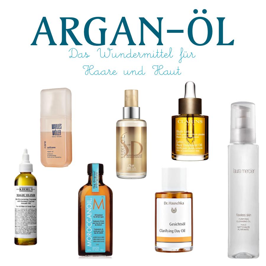 Arganöl: das sind die besten Produkte / STYLEHYPE.de