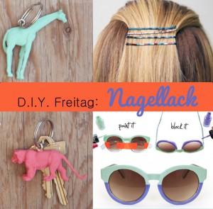 D.I.Y. Freitag: Nagellack / STYLEHYPE.de
