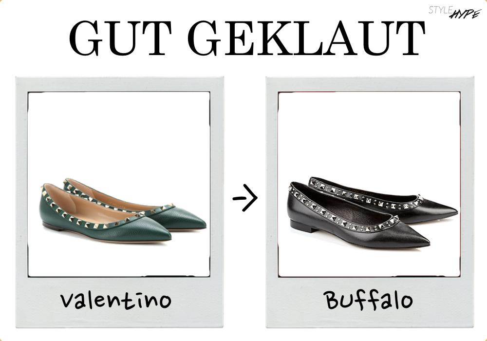 Gut Geklaut Valentino / STYLEHYPE.de