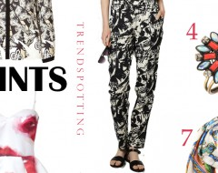 Trendspotting: Prints