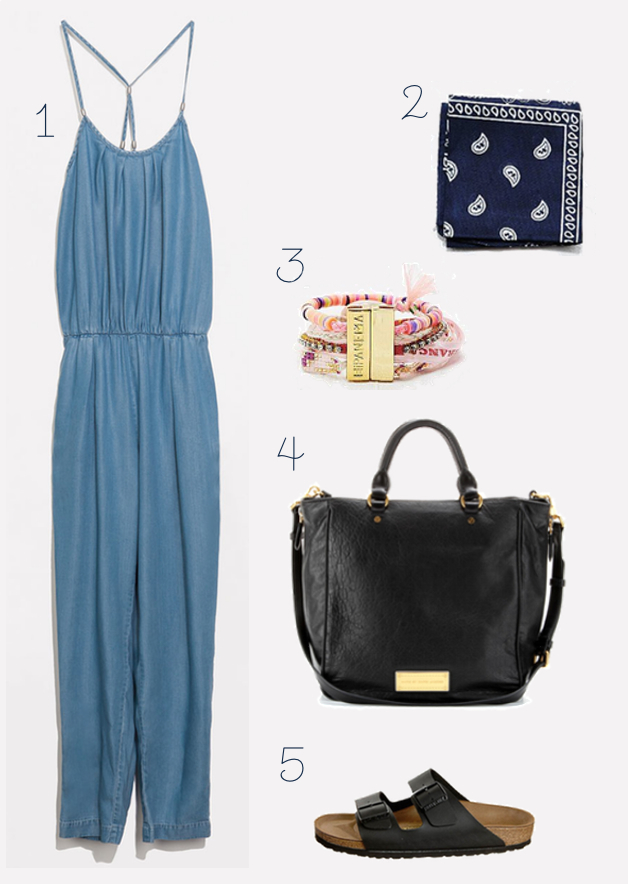 Zara Overall Outfit / STYLEHYPE.de