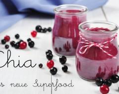 Chia Samen: das neue Superfood