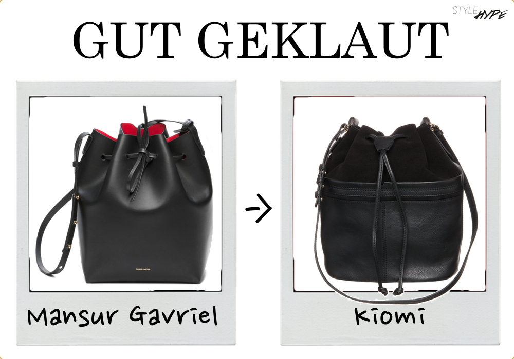Mansur Gavriel und Kiomi : STYLEHYPE.de