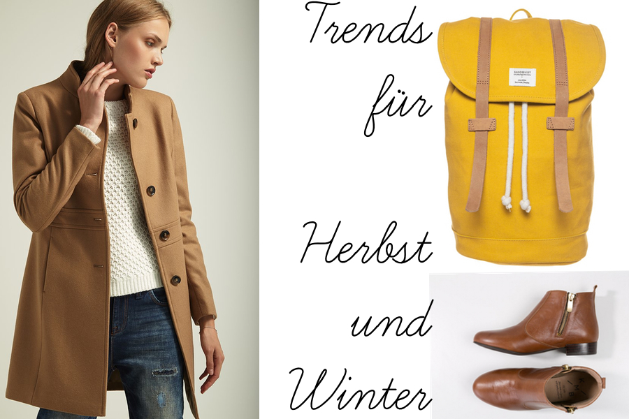 Trends Herbst Winter 2014/15 via STYLEHYPE.de