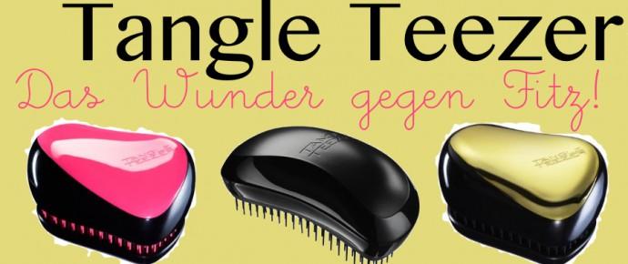Tangle Teezer – das Wunder gegen Fitz!